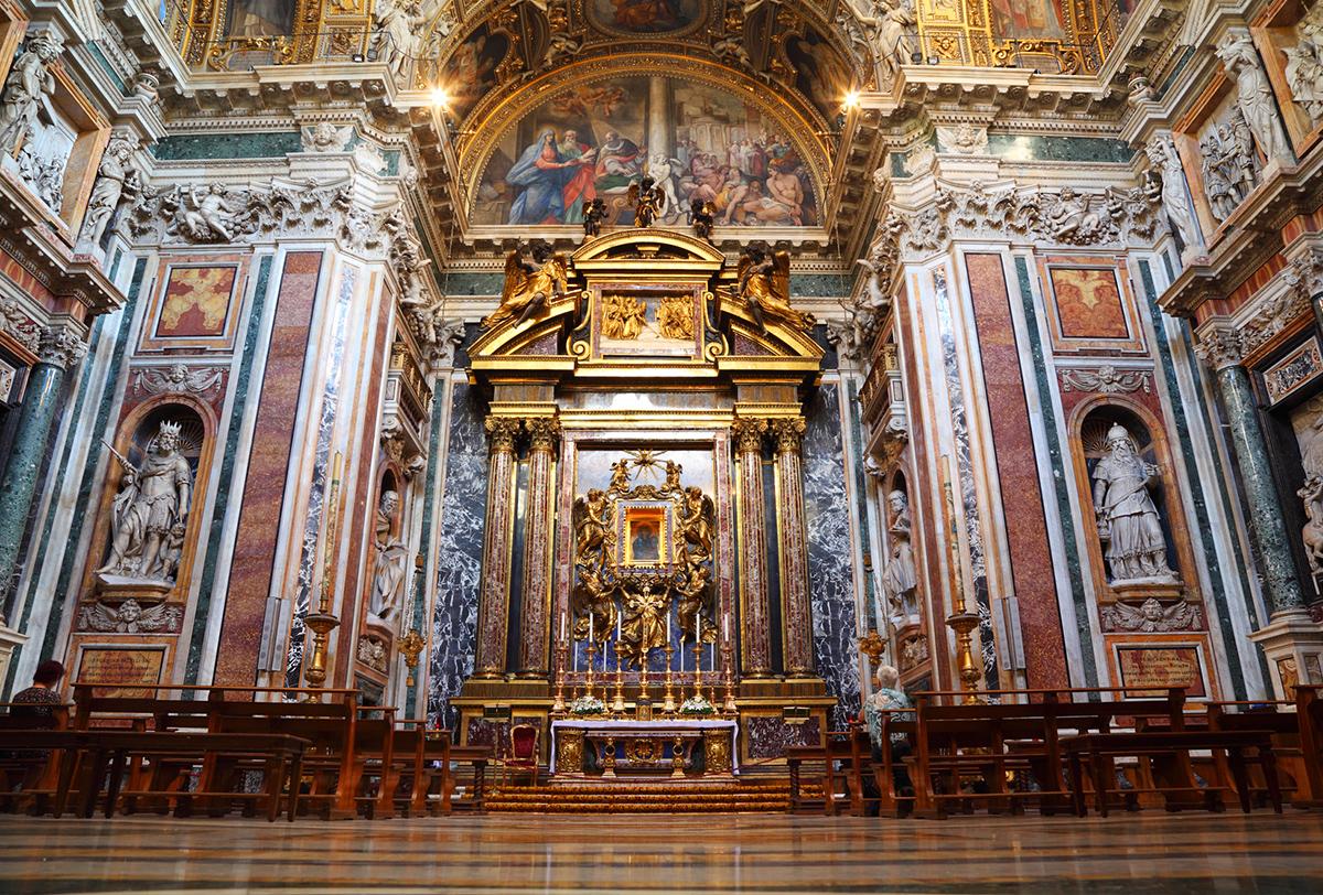 Resultado de imagen para la Basílica de Santa María la Mayor