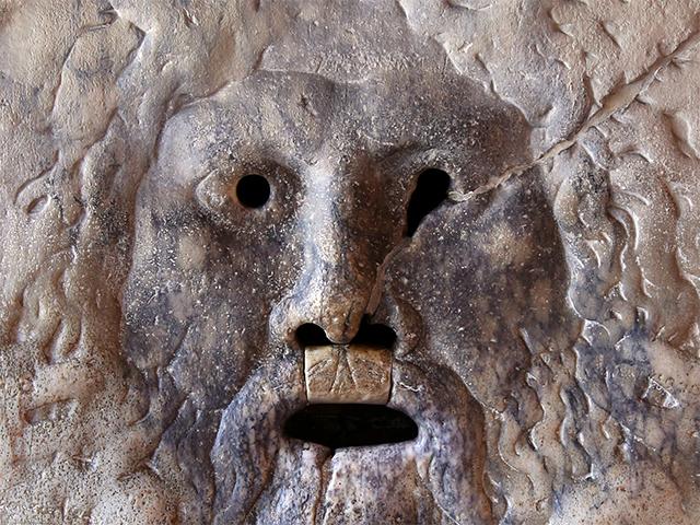 La bocca della verit a roma dove si trova l icona di for Dove si trova la camera dei deputati