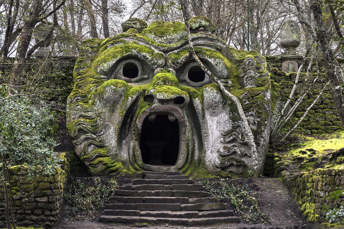 il parco dei mostri