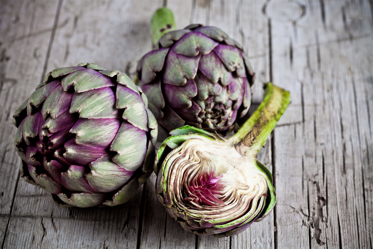 Typical Roman Artichocks