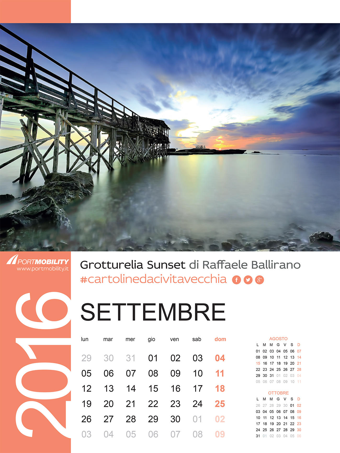 Postcards from Civitavecchia: September 2016