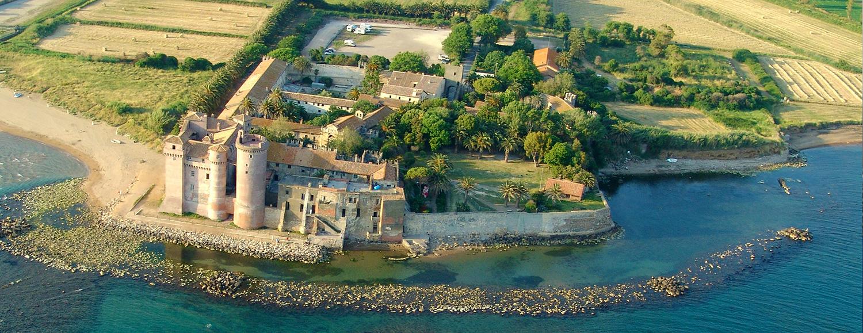 Castello di santa severa sar sempre aperto orari e for Piani di casa castello medievale