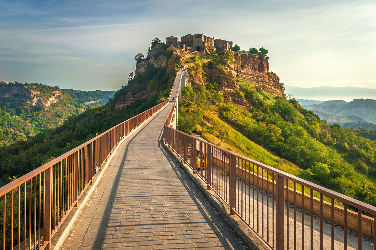 Fantastic Civita di Bagnoregio: 10 pictures that will make you ...
