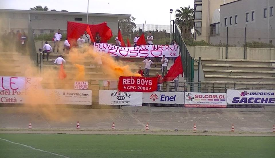 The Red Boys, CPC 2005 Supporters in Civitavecchia