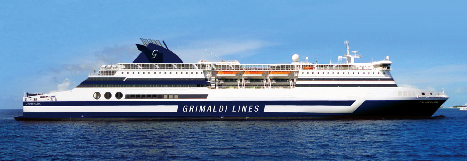Cruise Olbia by Grimaldi Lines