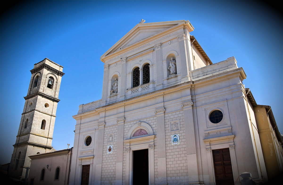 Tarquinia - Cathedral of Saints Margaret and Martin
