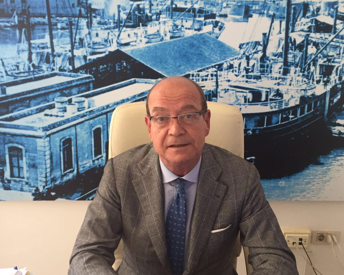 Edgardo Azzopardi, special delegate for institutional relations of Port Mobility