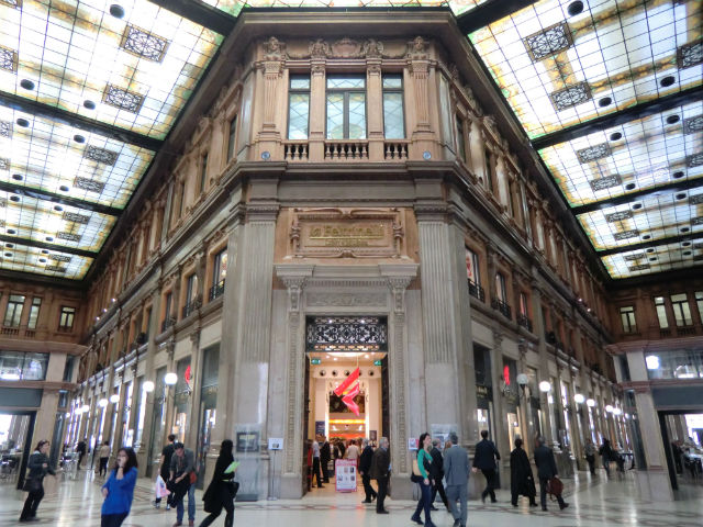 via del corso not only shopping port mobility civitavecchia