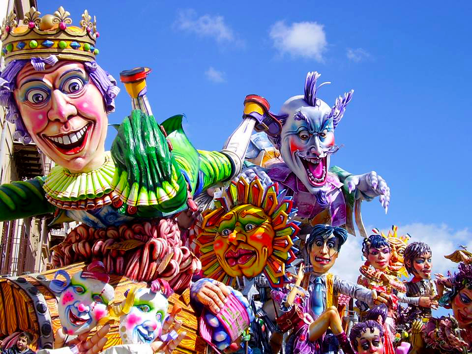 The Carnival of Termini Imerese is the oldest Carnival in Sardinia