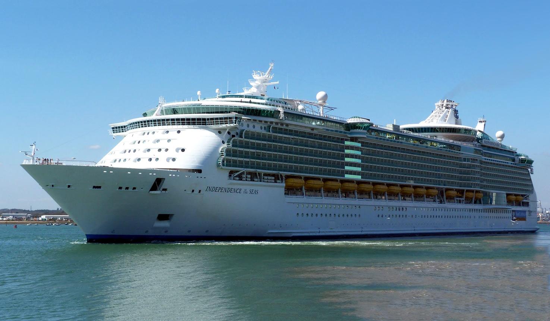 Le 10 navi da crociera pi grandi del mondo port for Alloggio ad ovest delle cabine