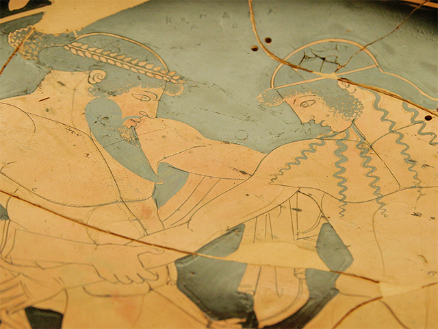 Tarquinia is the capital of Etruscan art