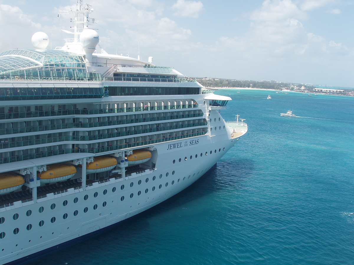 Crociere a maggio: la Jewel of the Seas della Royal Caribbean