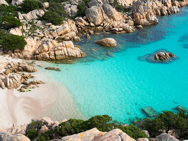 Le spiagge pi belle dell arcipelago della maddalena for Le piu belle fotografie