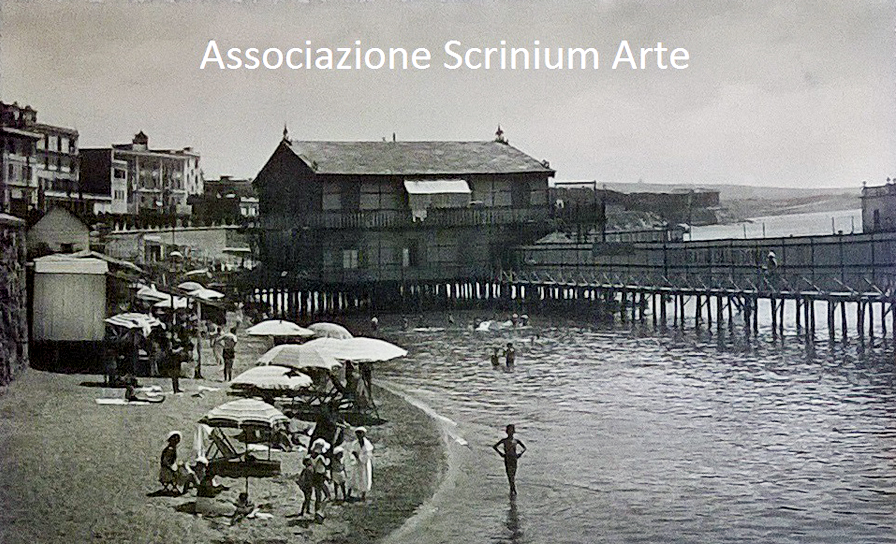 Suggestive picture of the Pirgo of Civitavecchia - Cultural Association Scrinium Arte