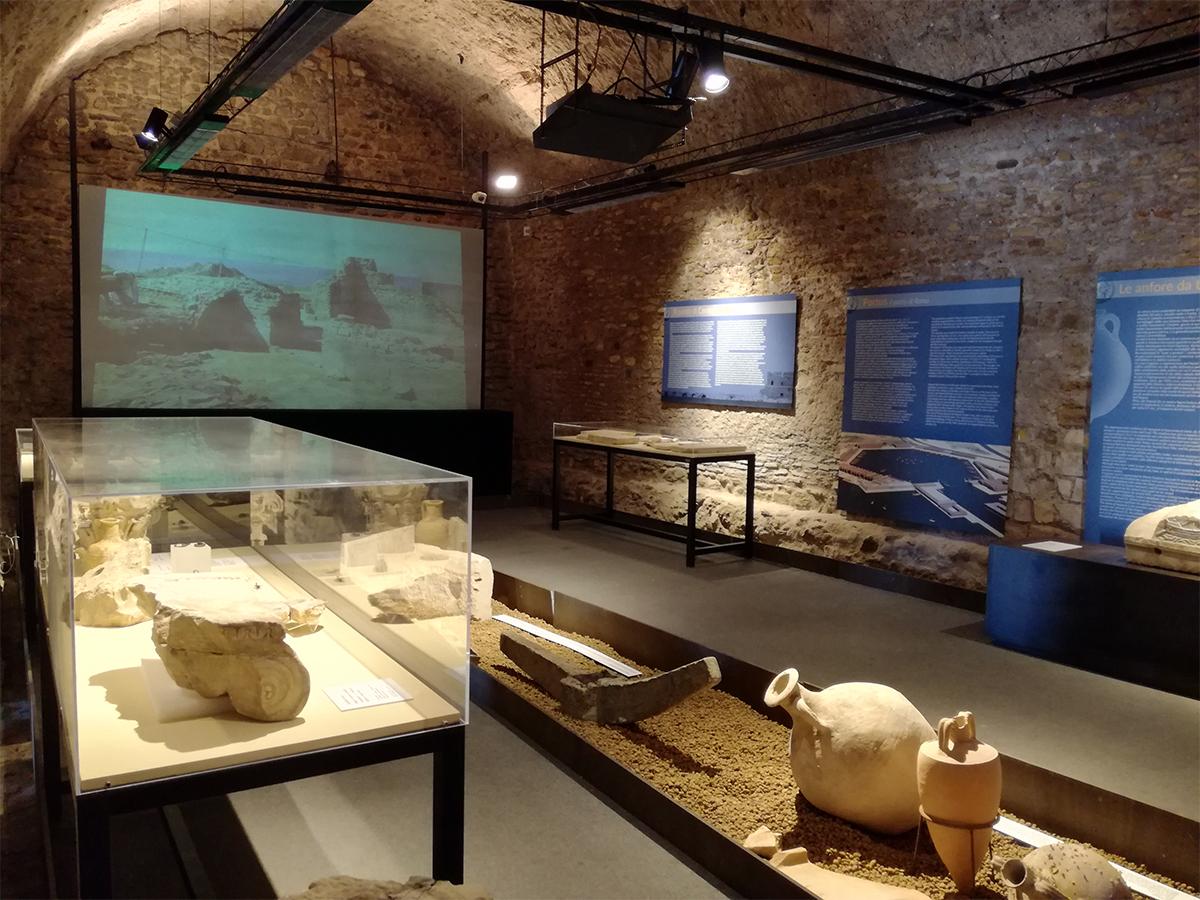 La Mostra di Traiano a Civitavecchia: tra storia e archeologia