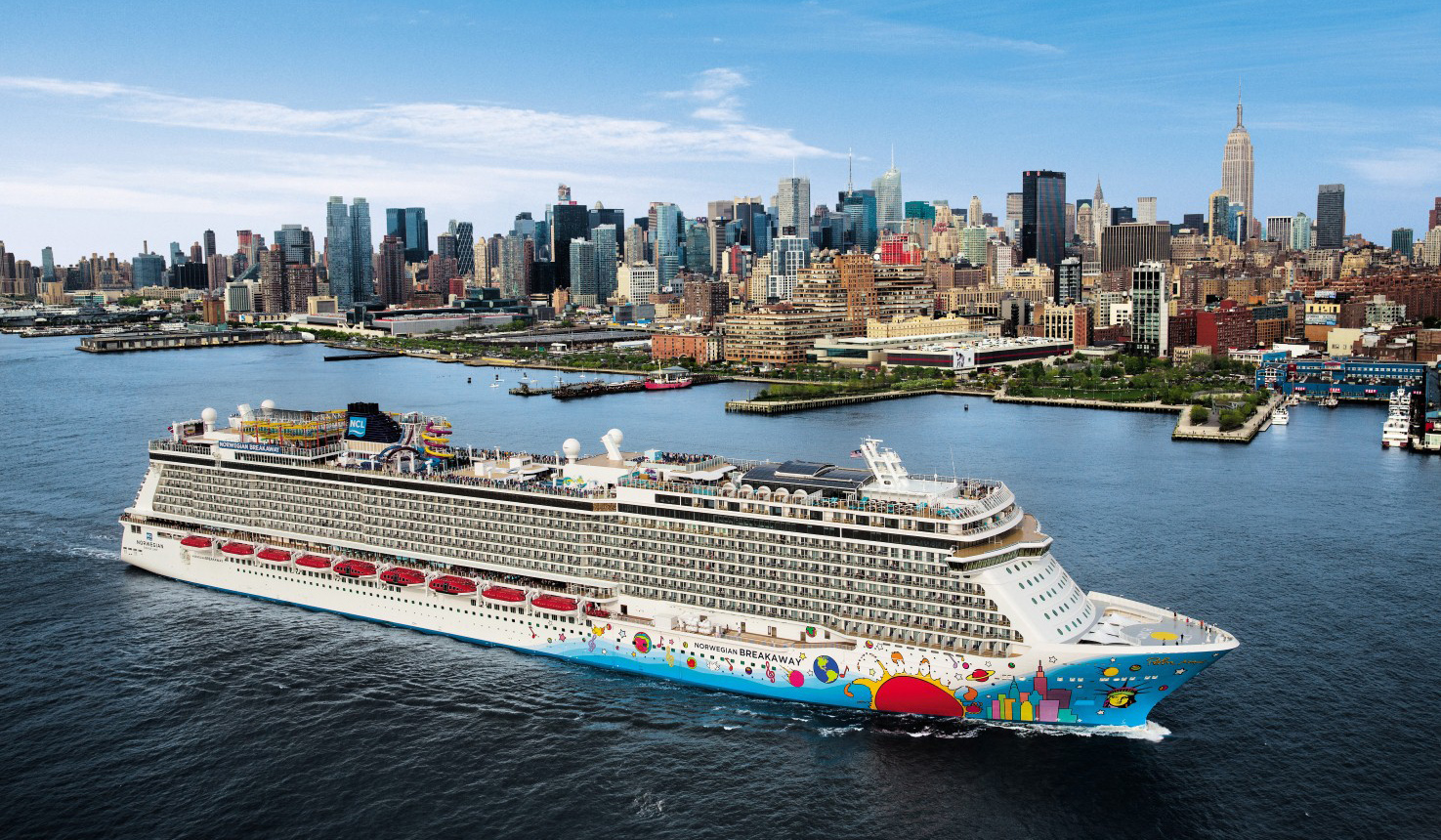 10 biggest cruise ships in the world port mobility for Best cruise in world