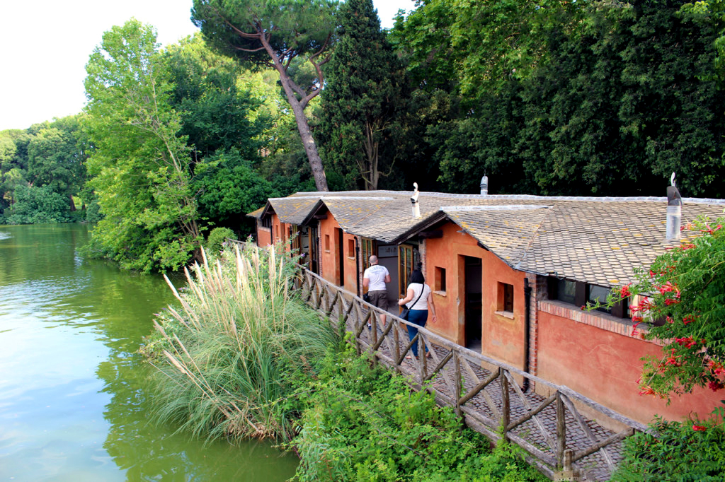 Oasis of Portus - House of Ducks