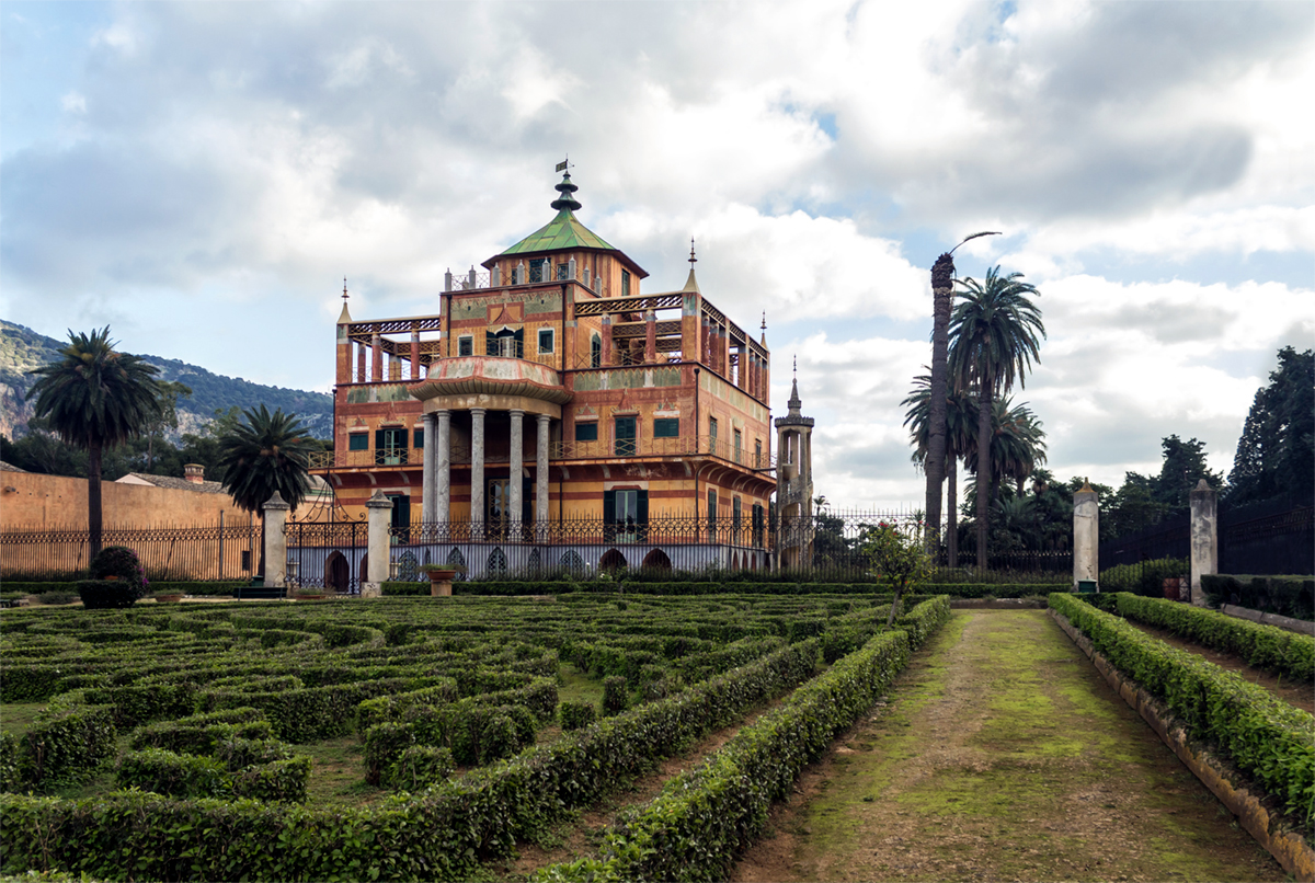 The Chinese Palace - Palermo