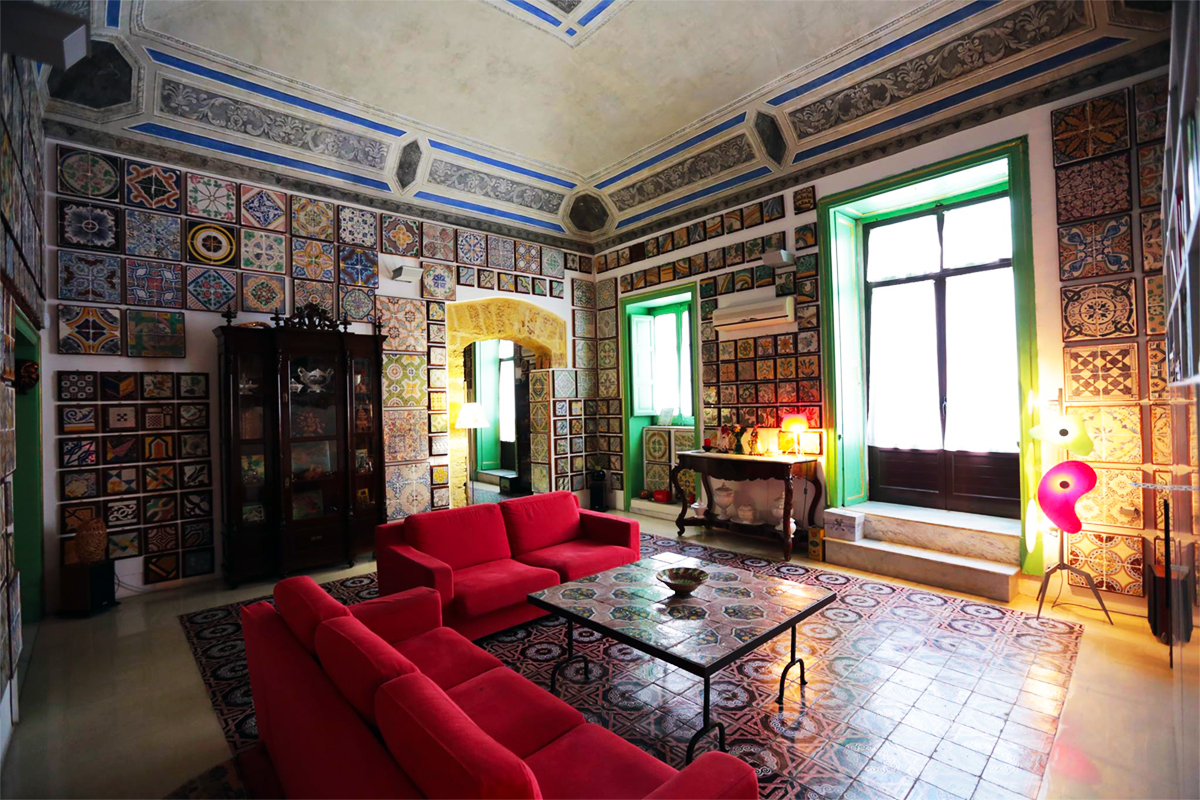 The rooms at the Genio - Palermo