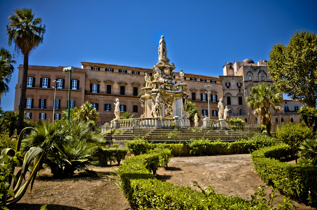Palace of the Normans (Royal Palace) - Palermo