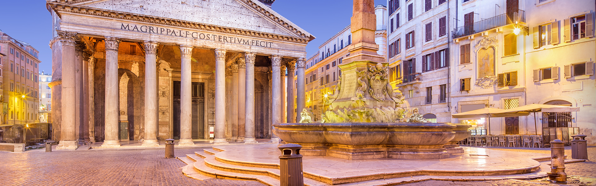 The Pantheon,