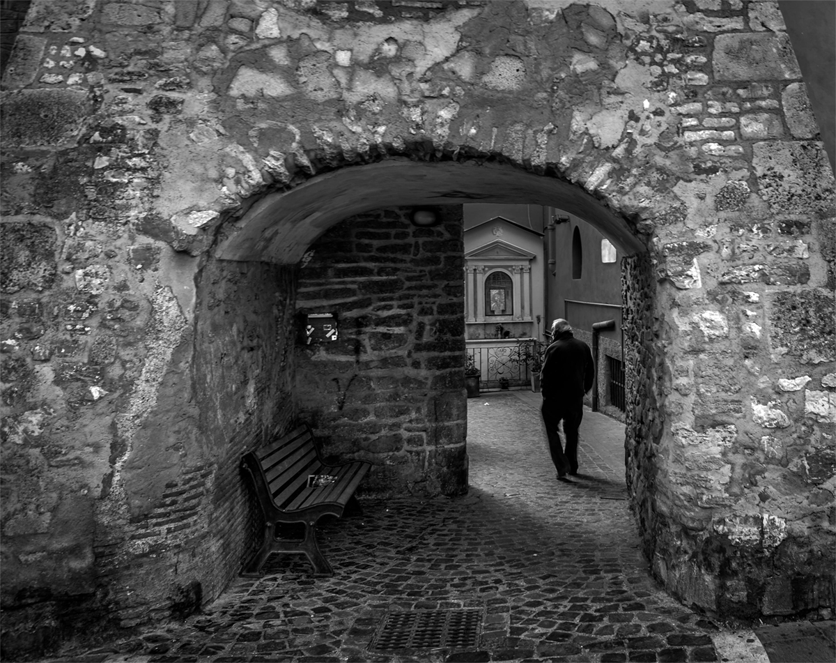The Archetto passage - Picture by Marco Quartieri