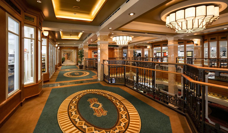 Camere Da Letto Matrimoniali Immagini : Le navi da crociera più grandi del mondo port