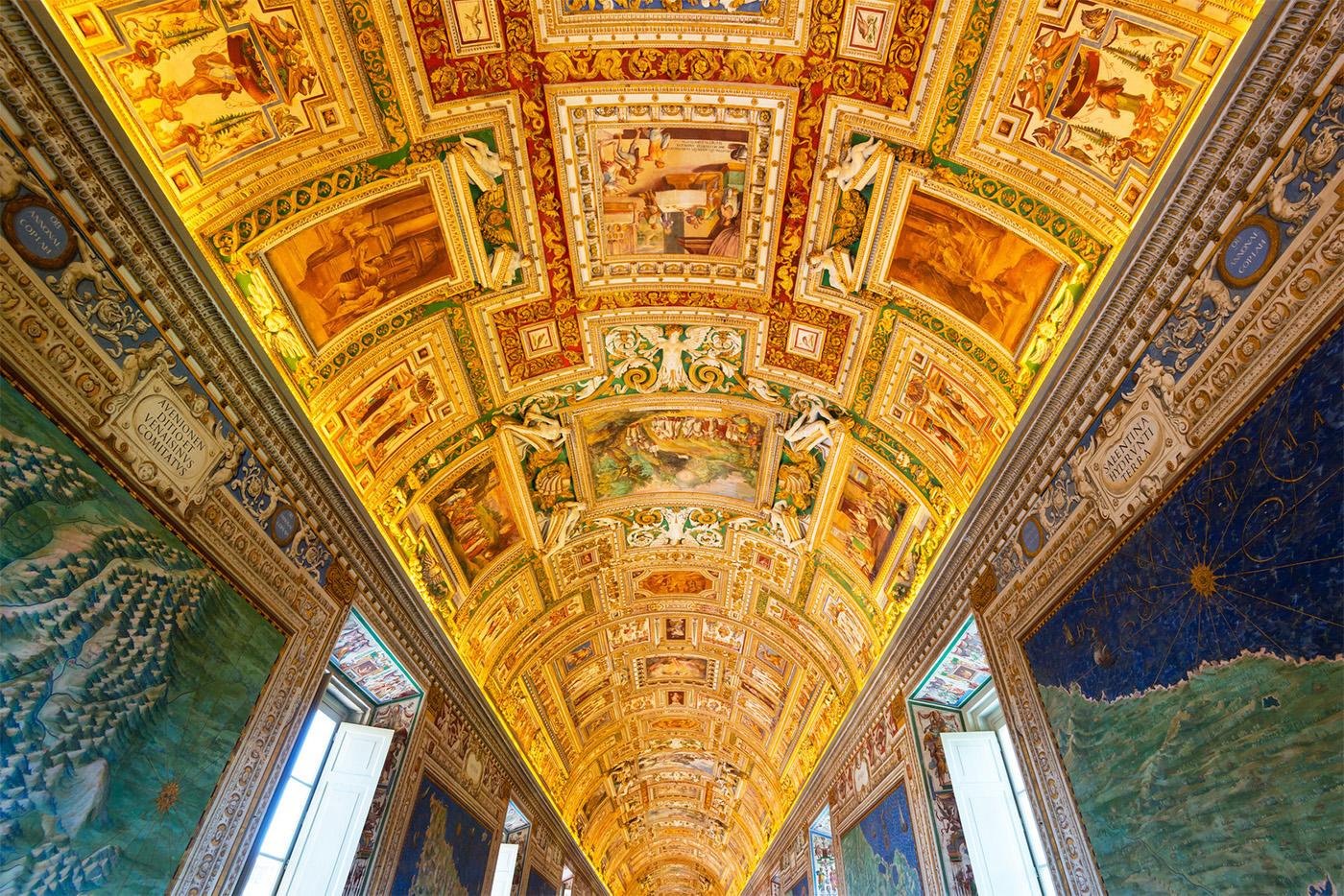 7 Cose Da Vedere Ai Musei Vaticani Port Mobility