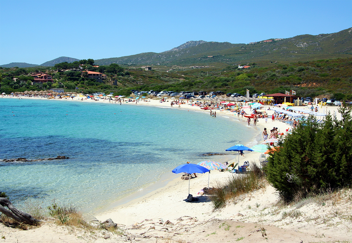 From Olbia to Golfo Aranci best beaches