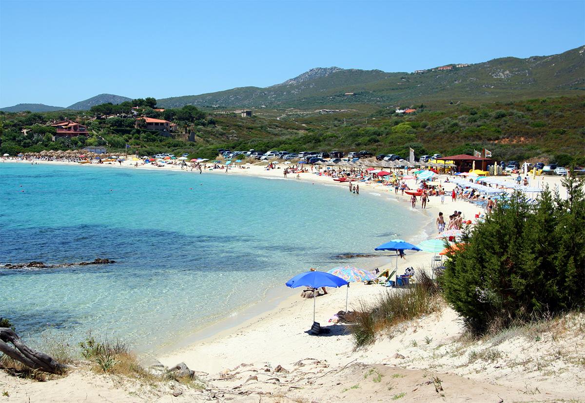 From Olbia to Golfo Aranci best beaches
