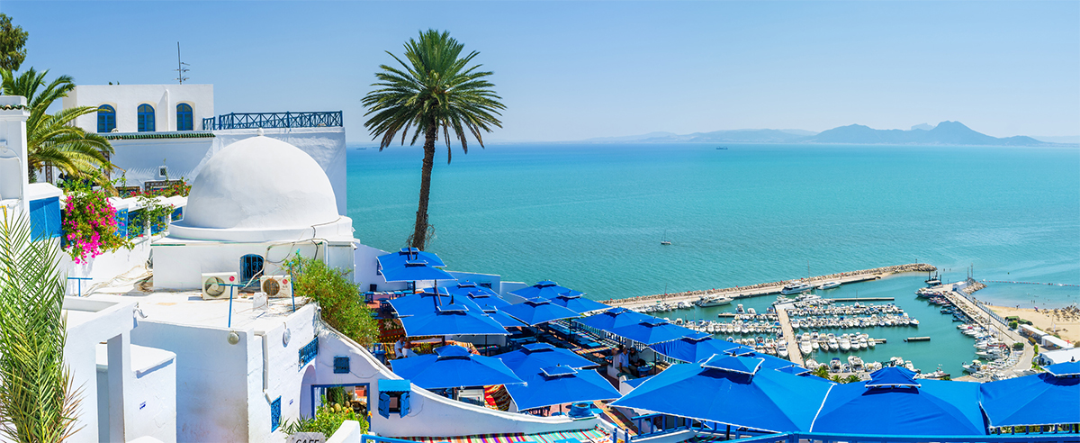 Sidi Bou Said - Tunis