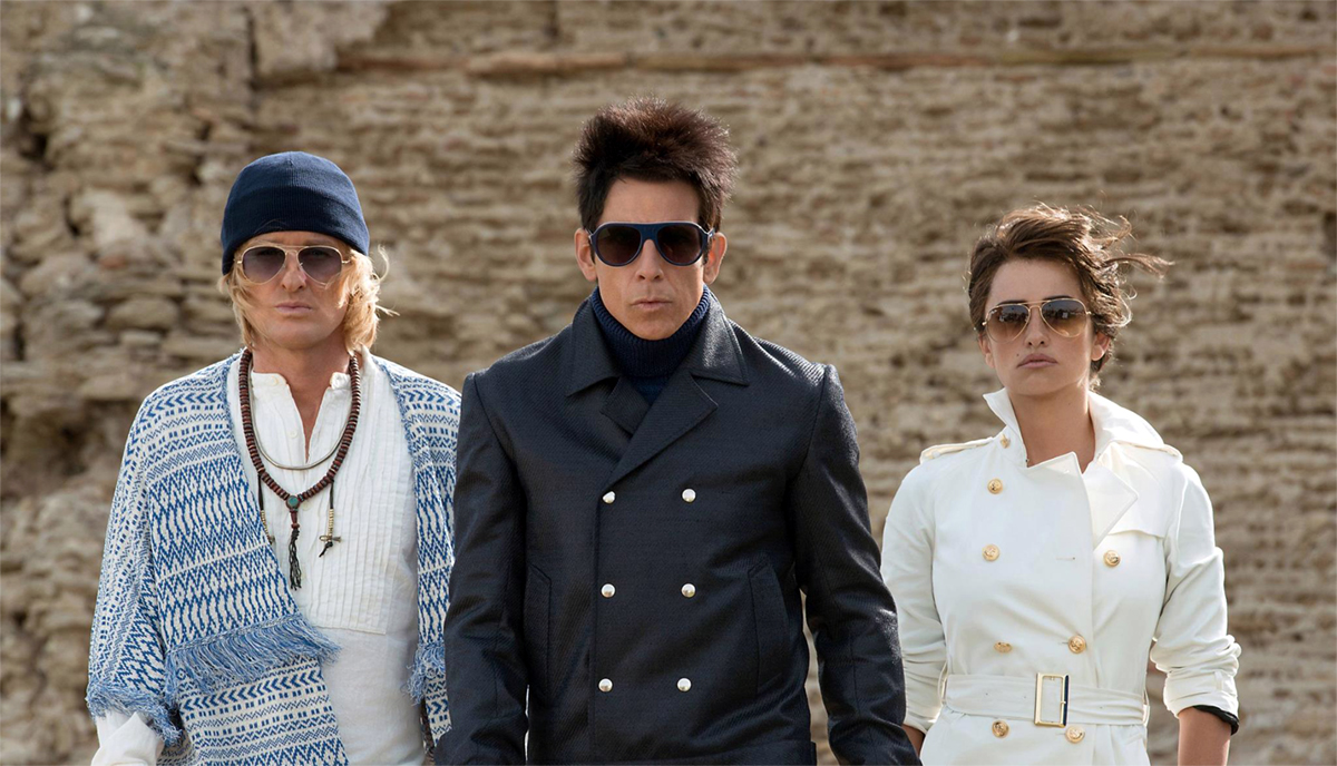 Zoolander 2 at Lazzaretto Dock